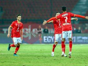 الأهلي ضد مصر المقاصة